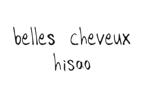 belles cheveux by HISAO